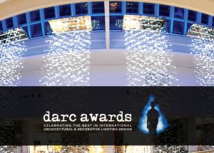 Meadowhall Lighting Sculptures Nominated for the Inaugural Darc Awards