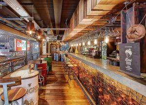 Restaurant & Bar Design Awards 2016 - One winner and three finalists