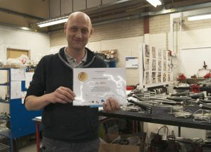 Happy Anniversary – Neil Smith Celebrates 25 Years' Service at Northern Lights