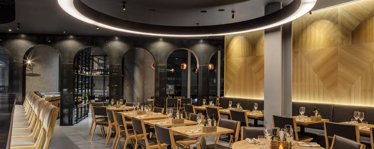 Restaurant and bar design awards 2017 northern lights for Cuisine 2017 restaurant awards