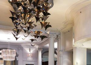 Paris Marriott Opera Ambassador Hotel Great Room
