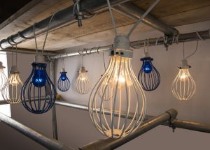 Trend Watch: Cage Lamps