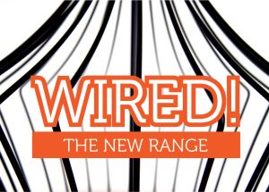 Introducing 'Wired!' - our new table lamp range