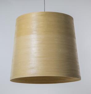 Tom Raffield Giant Helix Light Pendant Ash