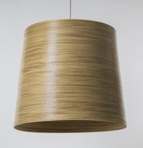Tom Raffield Giant Helix Light Pendant Oak