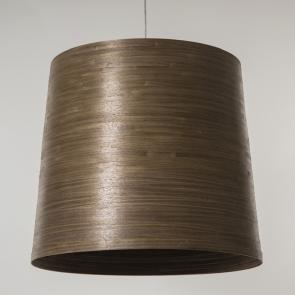 Tom Raffield GIANT HELIX LIGHT PENDANT Walnut