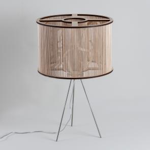Tom Raffield cage table light
