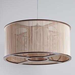 Tom Raffield Large Cage Light Pendant