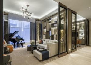 The Lowry Hotel Presidential Suite